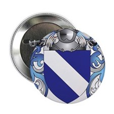 """Bissett Coat of Arms 2.25"""" Button"""