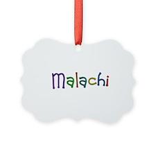 Malachi Play Clay Ornament