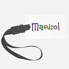 Marisol Play Clay Luggage Tag
