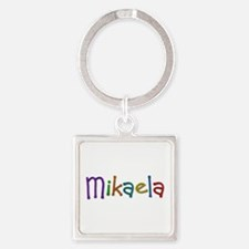 Mikaela Play Clay Square Keychain