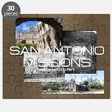 ABH San Antonio Missions Puzzle