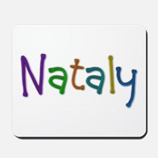 Nataly Play Clay Mousepad