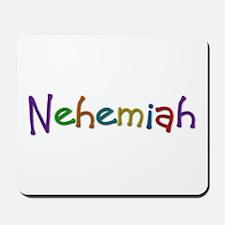 Nehemiah Play Clay Mousepad