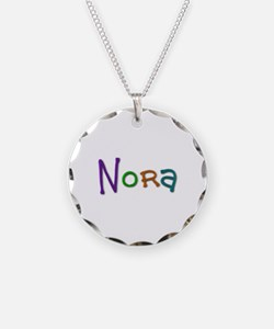 Nora Play Clay Necklace