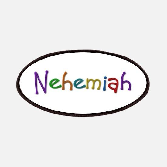 Nehemiah Play Clay Patch