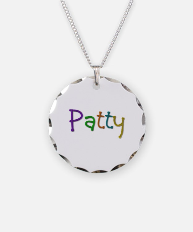 Patty Play Clay Necklace
