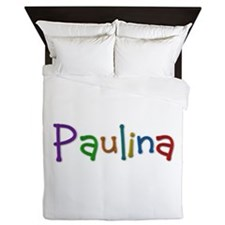 Paulina Play Clay Queen Duvet