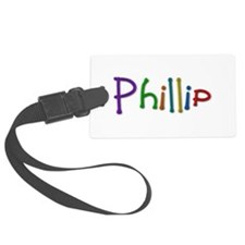 Phillip Play Clay Luggage Tag