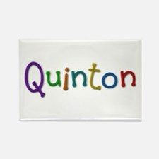 Quinton Play Clay Rectangle Magnet
