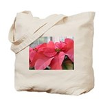CHRISTMAS-POINTSETTIA-Tote Bag