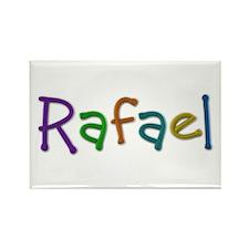 Rafael Play Clay Rectangle Magnet