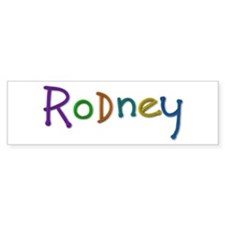 Rodney Play Clay Bumper Bumper Sticker