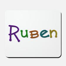 Ruben Play Clay Mousepad