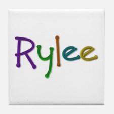 Rylee Play Clay Tile Coaster