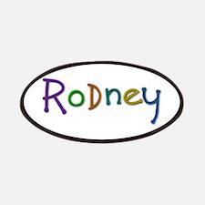 Rodney Play Clay Patch