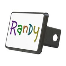 Randy Play Clay Hitch Cover