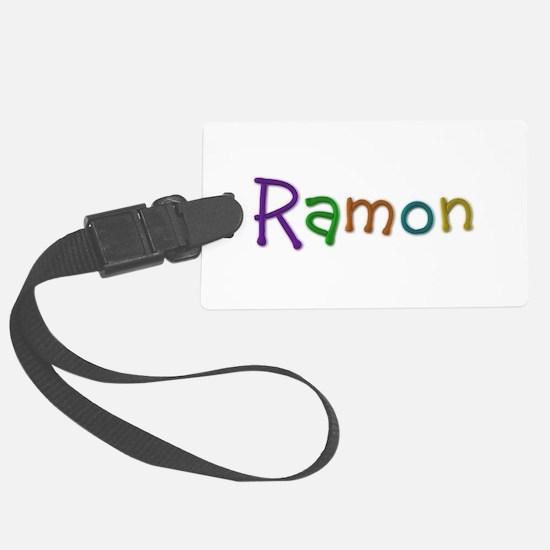 Ramon Play Clay Luggage Tag