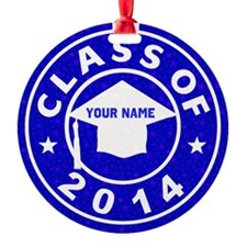 Class Of 2014 Graduation Ornament