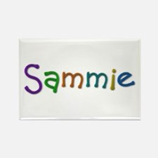Sammie Play Clay Rectangle Magnet
