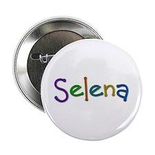 Selena Play Clay Button