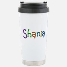 Shania Play Clay Stainless Steel Travel Mug