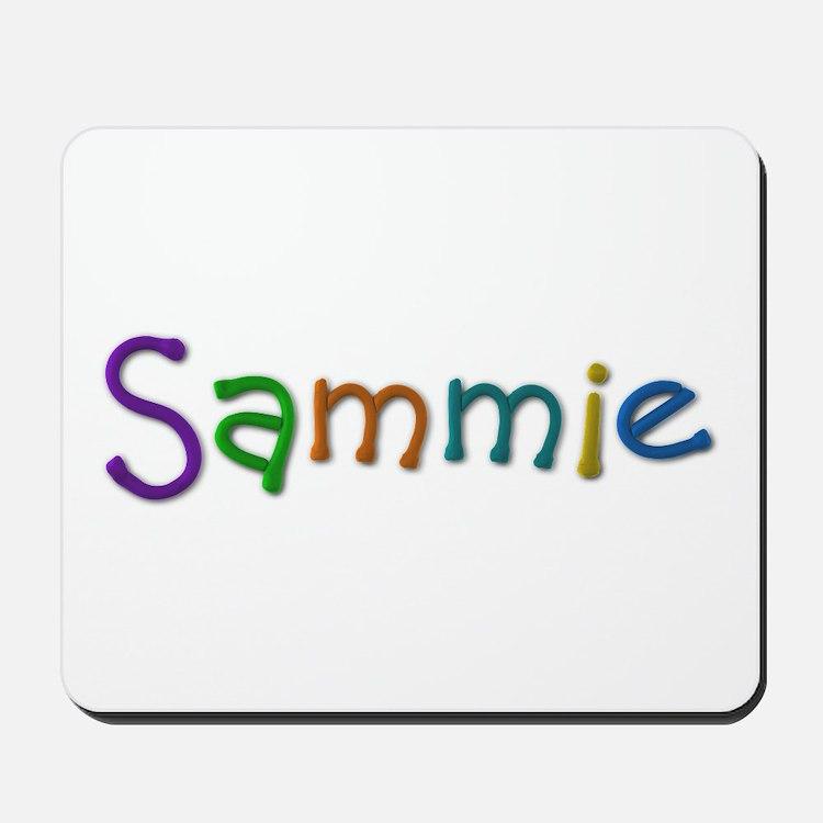 Sammie Play Clay Mousepad