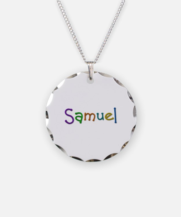 Samuel Play Clay Necklace