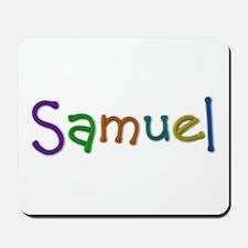 Samuel Play Clay Mousepad