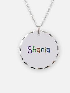 Shania Play Clay Necklace