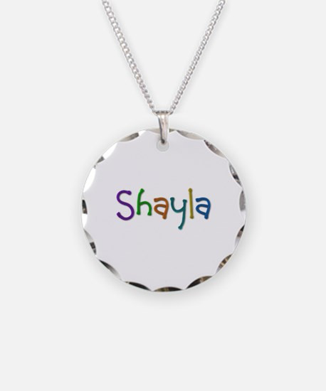 Shayla Play Clay Necklace