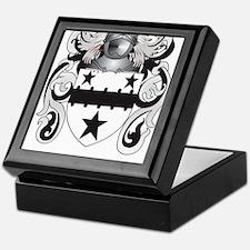 Blackburn Coat of Arms Keepsake Box