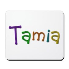 Tamia Play Clay Mousepad