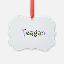 Teagan Play Clay Ornament