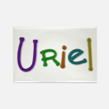 Uriel Play Clay Rectangle Magnet
