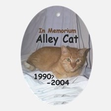 As Requested: Memorial Oval Ornament