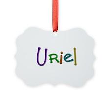 Uriel Play Clay Ornament