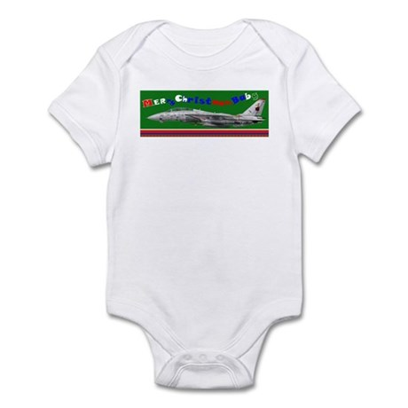 VF-11 X'mas Special Infant Bodysuit
