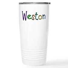 Weston Play Clay Travel Mug