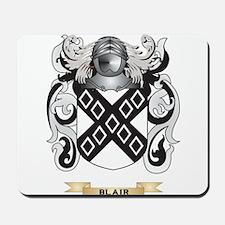 Blair Coat of Arms Mousepad