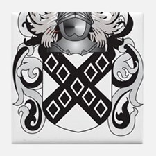 Blair Coat of Arms Tile Coaster