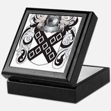 Blair Coat of Arms Keepsake Box