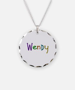 Wendy Play Clay Necklace