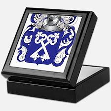 Blaise Coat of Arms Keepsake Box