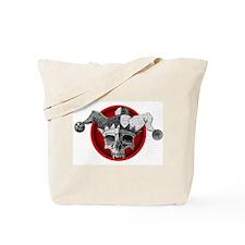 Dead Jester Tote Bag