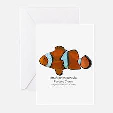 Percula Clown Greeting Cards (Pk of 10)