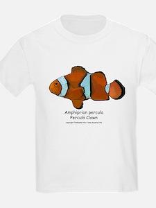 Percula Clown Kids T-Shirt