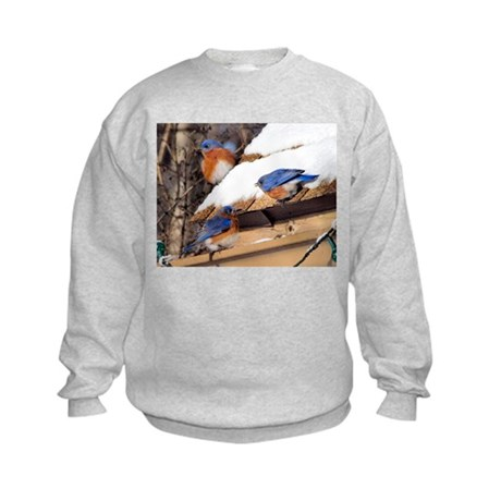 Bluebirds Apparel Kids Sweatshirt