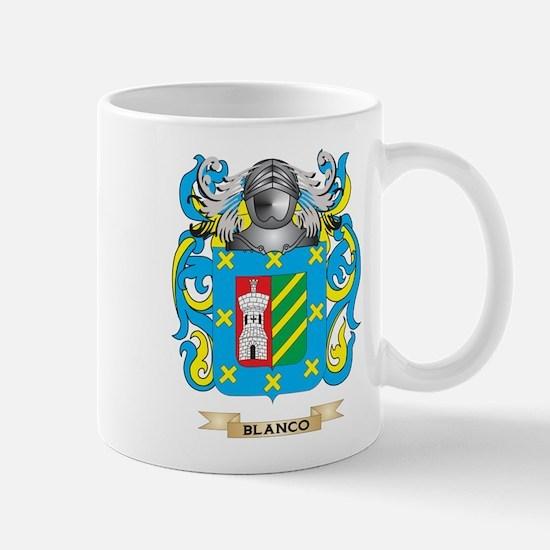 Blanco Coat of Arms Mug
