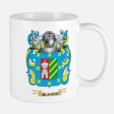 Blanco Coat of Arms Small Small Mug