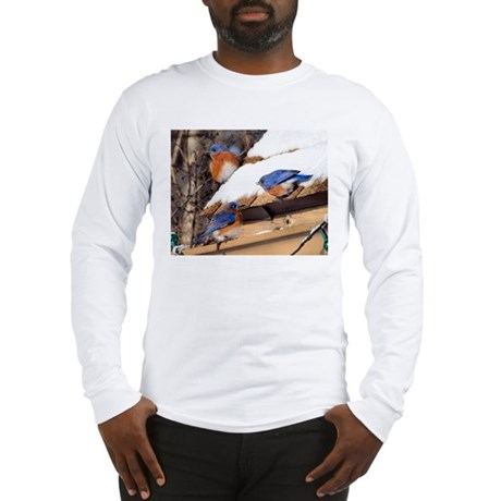 Bluebirds Apparel Long Sleeve T-Shirt